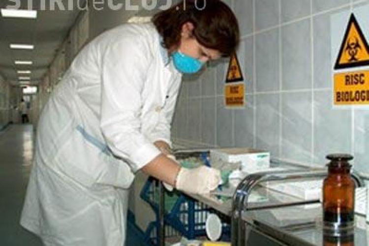 Un barbat cu gripa porcina a murit la Iasi
