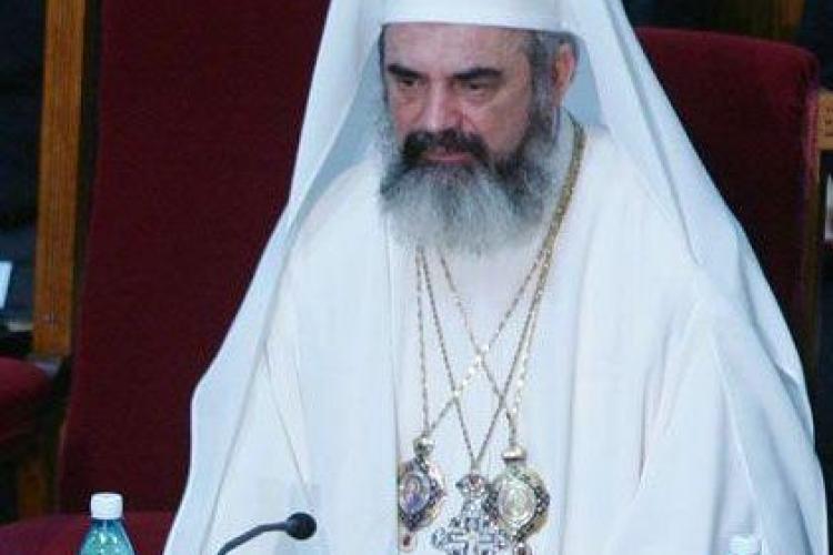 Mesajul PF Daniel, patriarhul Romaniei, adresat clujenilor: Exprimam condoleantele noastre pentru intreaga Mitropolie