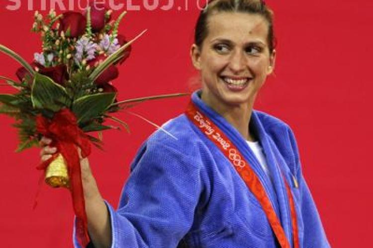 Alina Dumitru, campioana olimpica la Judo, ar putea fi fortata sa se retraga din activitate - VEZI de ce!
