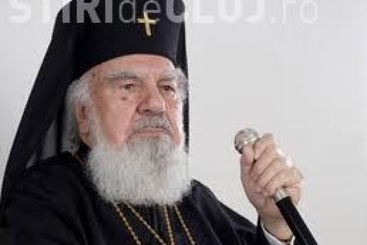 Mitropolitul Bartolomeu a ajuns pe Aeroportul din Cluj Napoca in jurul orei 1.00