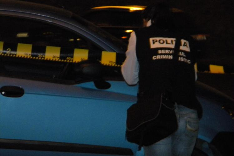 Accident pe strada Tebei, intersectie cu strada Octavian Goga, in cartierul Grigorescu! Trei persoane sunt ranite