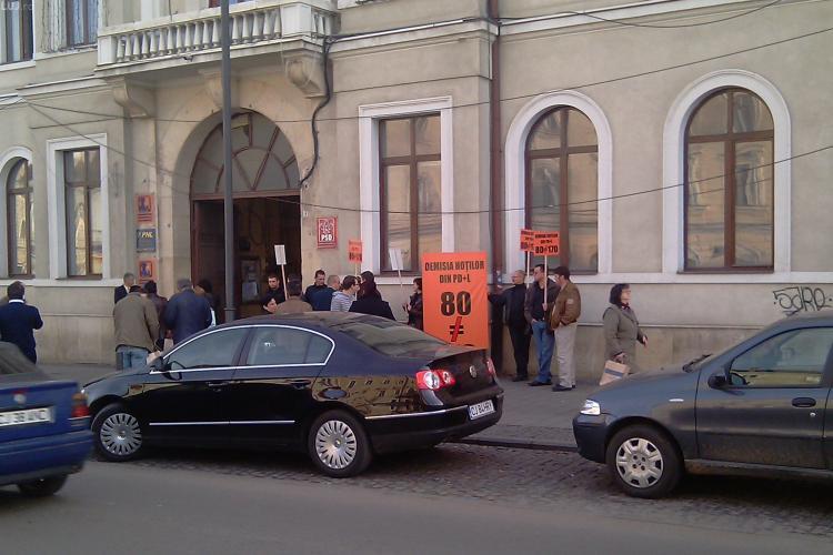 PSD picheteaza sediile PDL, de la ora 15.00!