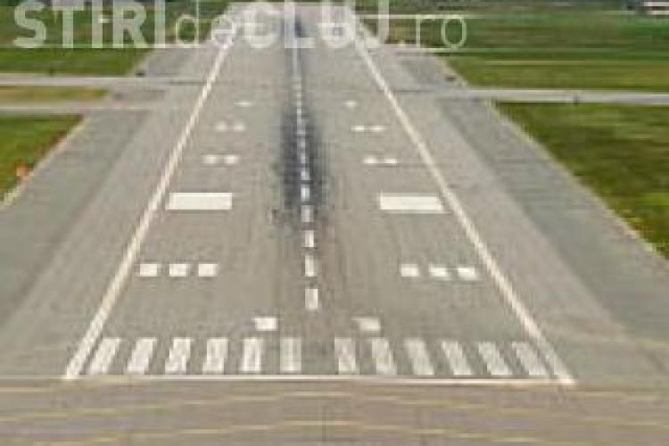 Aeroportul International Cluj se inchide in luna mai pentru patru zile