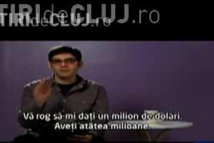 Un tanar american a cerut un milion de dolari pe Youtube si culmea...l-a primit! VIDEO