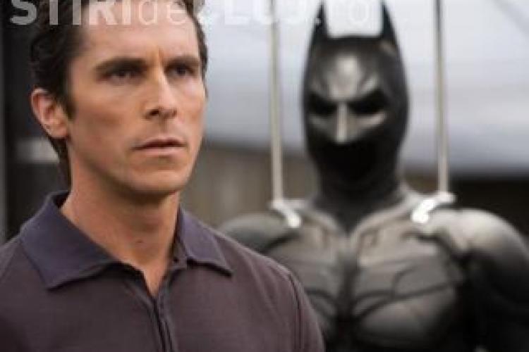 Batman 3 se va filma la Salina Turda! Producatorii au ales si mai multe locatii din Bucuresti