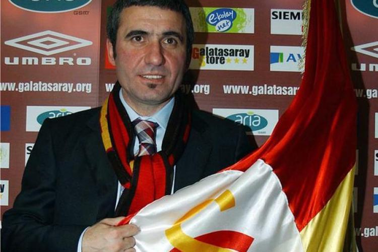 Hagi mai vrea un jucator de la CFR Cluj! VEZI despre cine este vorba