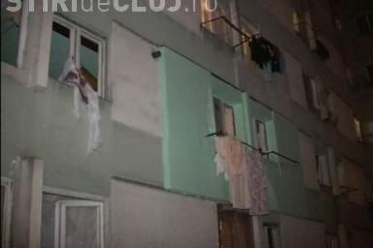 Explozie in Turda! 16 apartamente au fost avariate si doua persoane ranite. Mai multe familii au fost evacuate - VEZI VIDEO