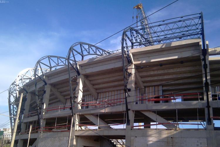 "Stadionul ""Cluj Arena"" va fi administrat de o firma cu 15 angajati -  VIDEO"