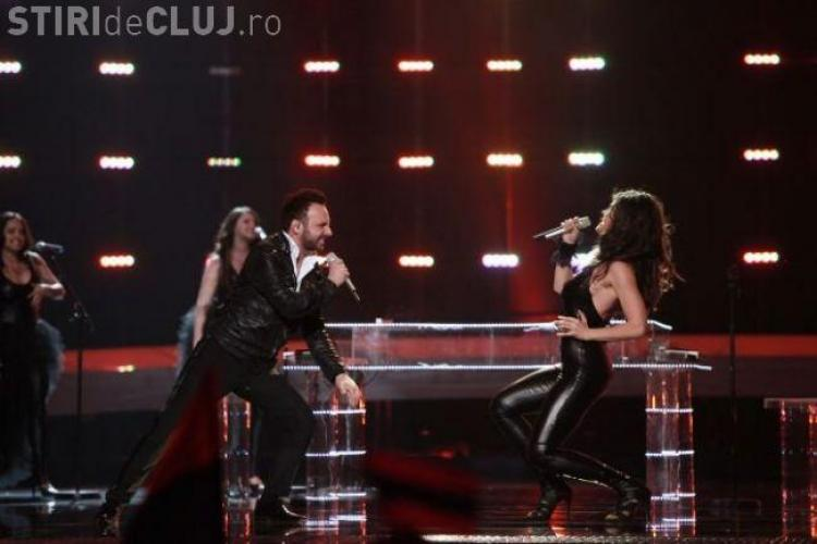 Paula Seling & Ovi, locul trei de la Eurovision, canta vineri la Cluj Napoca