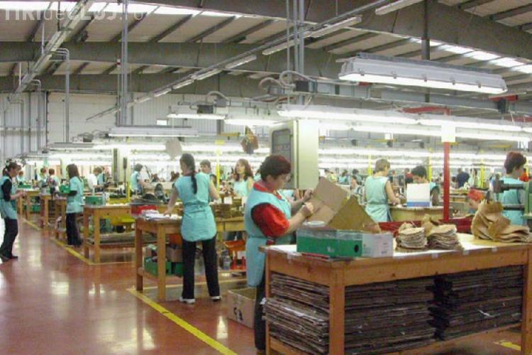 Clujana a marit salariile angajatilor cu 5%! Fabrica urmeaza sa exporte incaltaminte in Rusia