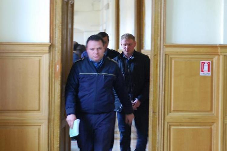 Tonea, condamnat la patru ani si sase luni de inchisoare