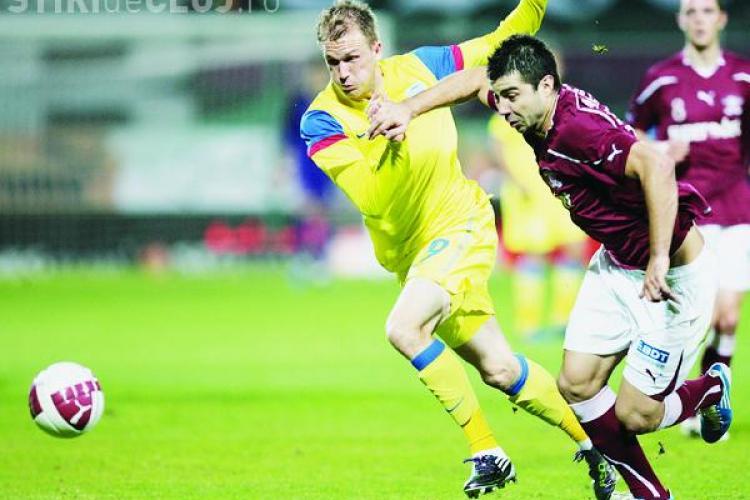 Kapetanos a semnat cu CFR Cluj! Vezi ce salariu va avea