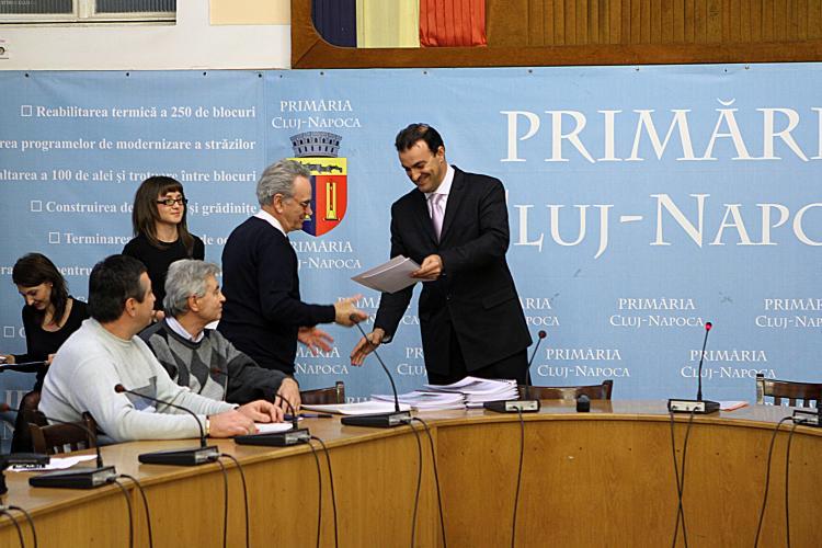 40 de certificate energetice au fost eliberate de Primaria Cluj Napoca