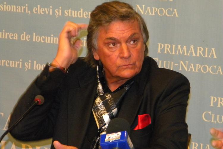 Florin Piersic s-a nascut dintr-un cinematograf din Cluj! Parintii lui erau la un film in 1936, cand mama lui si-a dat seama ca va naste!