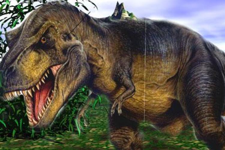 Dinozaurii vin la Expo Transilvania din 20 ianuarie
