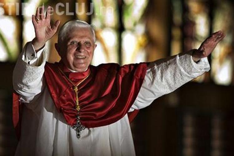 Papa a binecuvantat retelele de socializare Facebook, Twitter si YouTube
