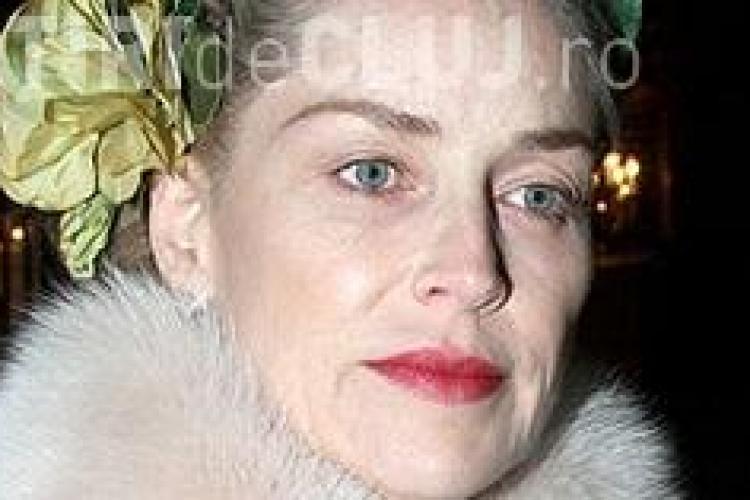 Sharon Stone a imbatranit! - VEZI Galerie FOTO
