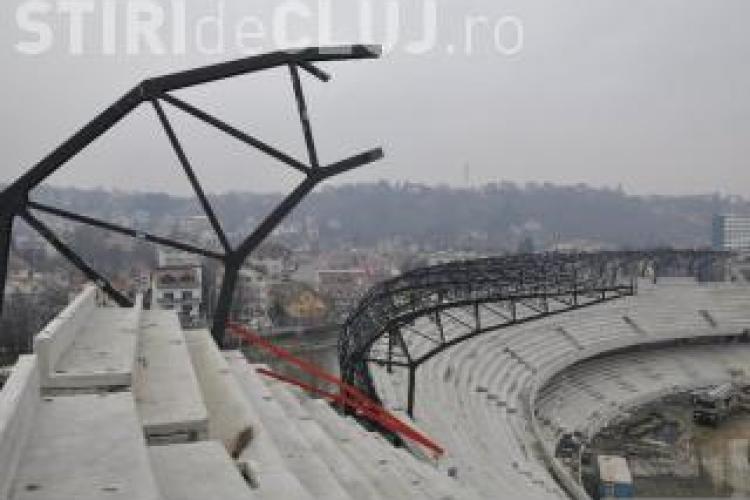 CFR ar putea juca meciurile internationale pe Cluj Arena, sustine Arpad Paszkany