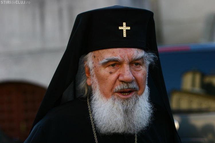 Mitropolitul Clujului, IPS Bartolomeu, a murit!