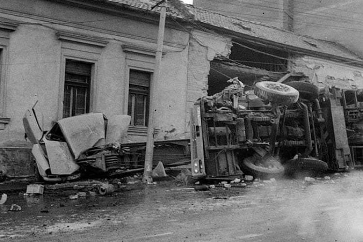 Accidentele GROAZEI de pe Calea Turzii! Anual TIR-urile rămâneau fără frâne și distrugeau tot - FOTO