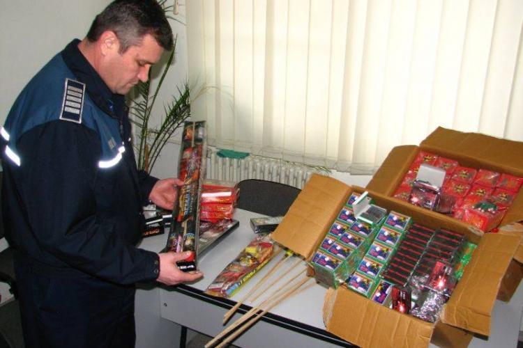 Boc despre haosul creat de petarde în Cluj-Napoca: Nu este admisibil să se vândă tot anul artificii