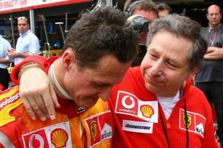 """Care este starea lui Michael Schumacher descrisă de Jean Todt: """"Este tratat să poată reveni la o viață"""""""