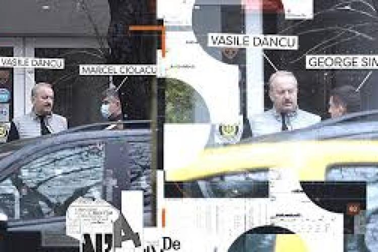 """George Simon a spus de ce s-a întâlnit cu """"strategul"""" PSD, Vasile Dâncu"""