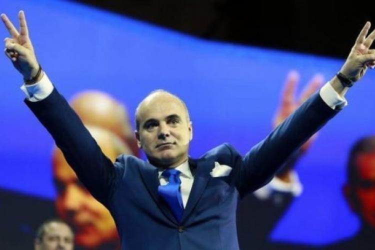 Rareș Bogdan are șanse uriașe de a deveni ministru