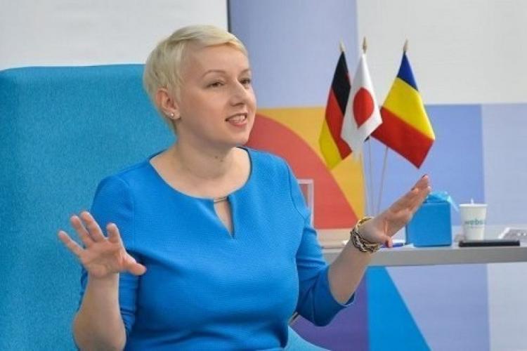 Dana Gârbovan, șefa Curții de Apel Cluj, atacată în mod constant de oamenii din sistem, dar apărată de colegi
