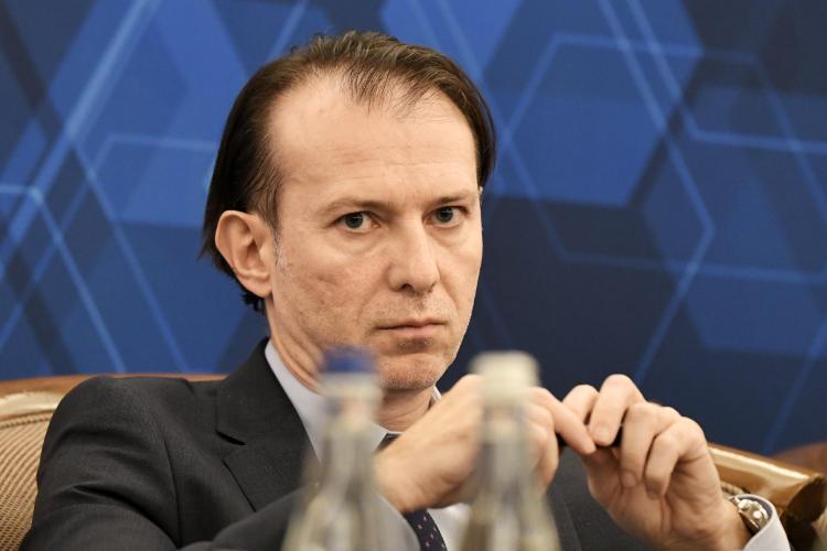 Premierul Florin Cîțu plafonează veniturile pentru bugetari
