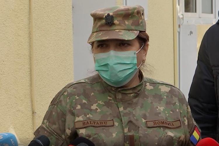 Eroism al medicilor de la Spitalul Militar Cluj: A venit vaccinul. Dacă trebuie să muncim noaptea, o vom face - VIDEO