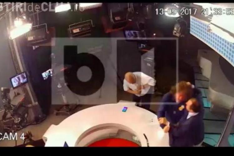 Palada, condamnat la închisoare cu amânare pentru că l-a lovit pe senatorul Mihai Goțiu