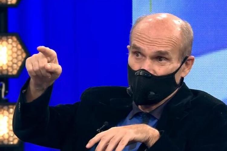 Cristian Tudor Popescu, amendat din nou de CNCD pentru că a jignit preoții