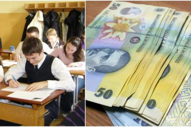 Cresc bursele școlare din Cluj-Napoca