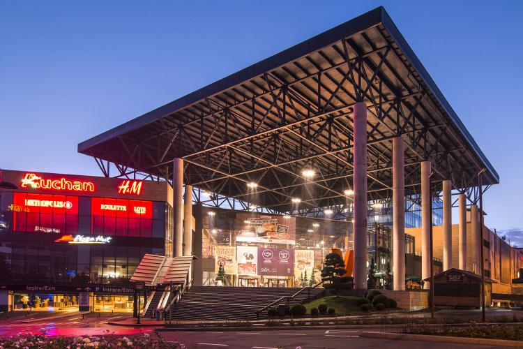 Program Iulius Mall Cluj de Crăciun și Revelion 2021