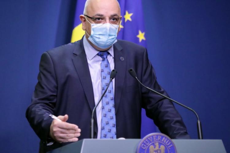 Arafat: Dacă cineva are probleme medicale suficient de serioase ca să nu poarte mască, te întrebi dacă poate să-și exercite funcțiile
