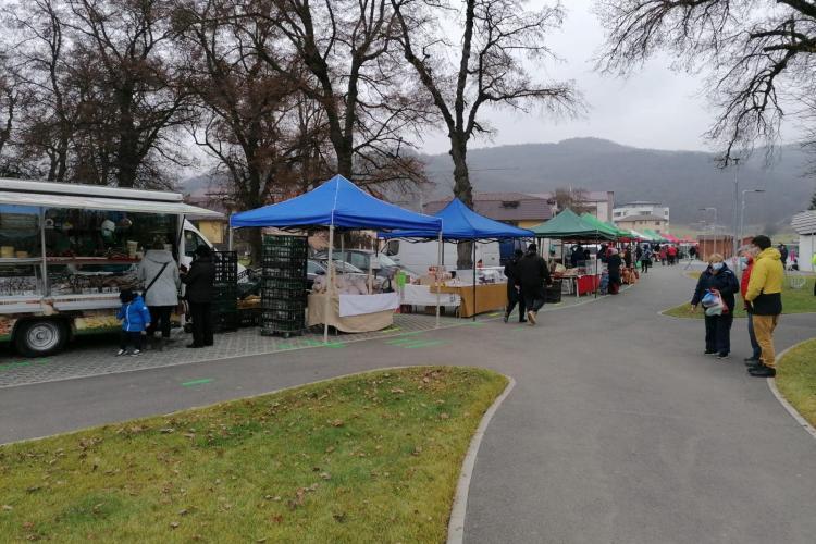 Florești: Piața Volantă va fi deschisă miercuri, 23 decembrie timp de 6 ore