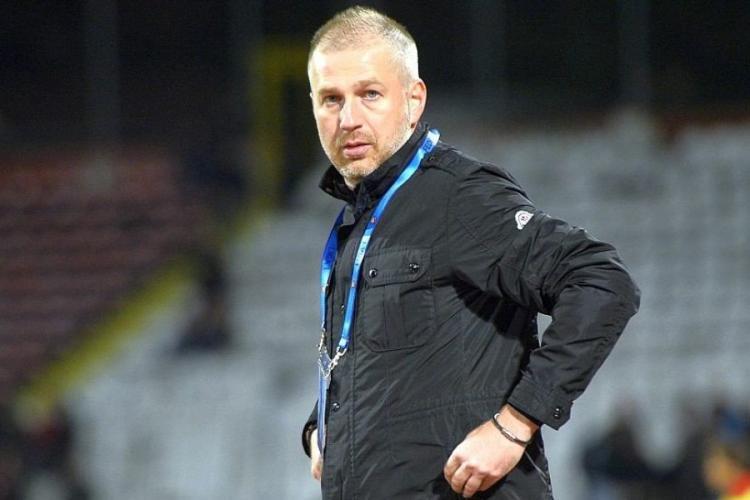 """Edward Iordănescu își pune în gardă echipa înaintea duelului cu FCSB: """"Este echipa care are de departe cel mai bun atac"""""""