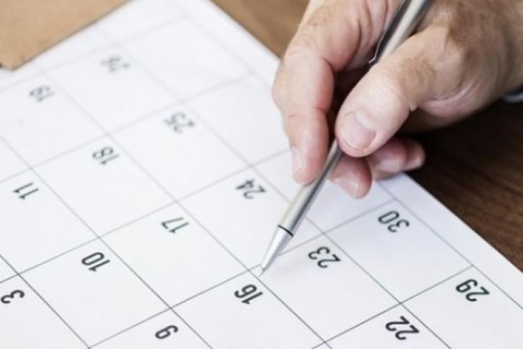 Câte zile libere au mai rămas în acest an. Vezi câte dintre ele pică în weekend
