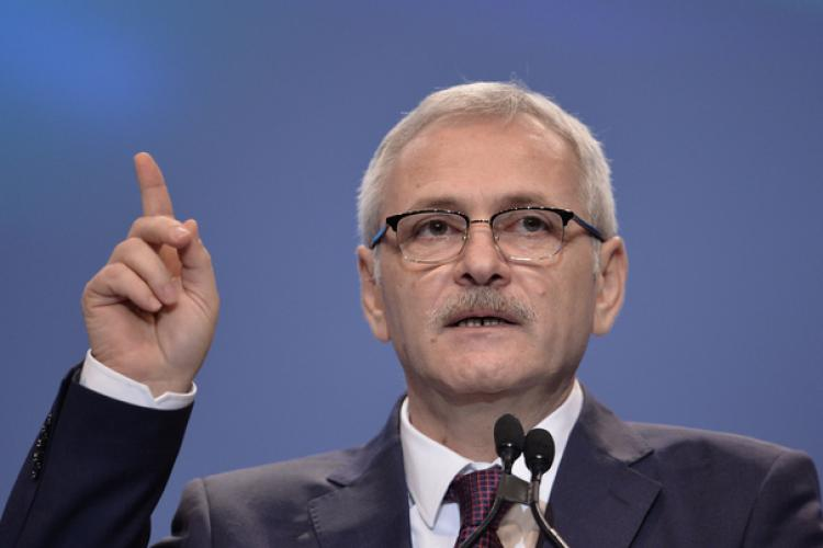 """Daddy"" Liviu Dragnea are Covid 19"