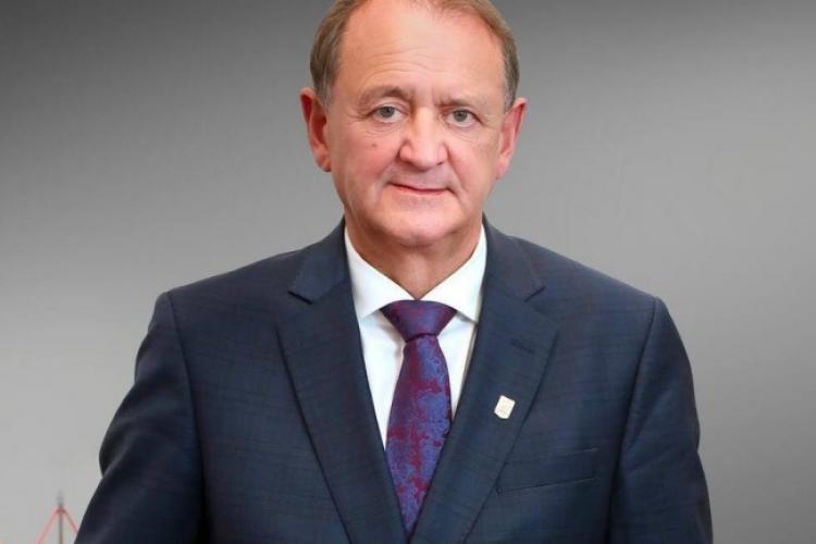Primarul Cristian Matei, din Turda, operat la inimă la Institutul Inimii din Cluj-Napoca