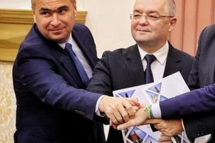 Scandal în PNL. Boc și Bolojan sunt furioși pe Orban pentru că a cedat ministere importante
