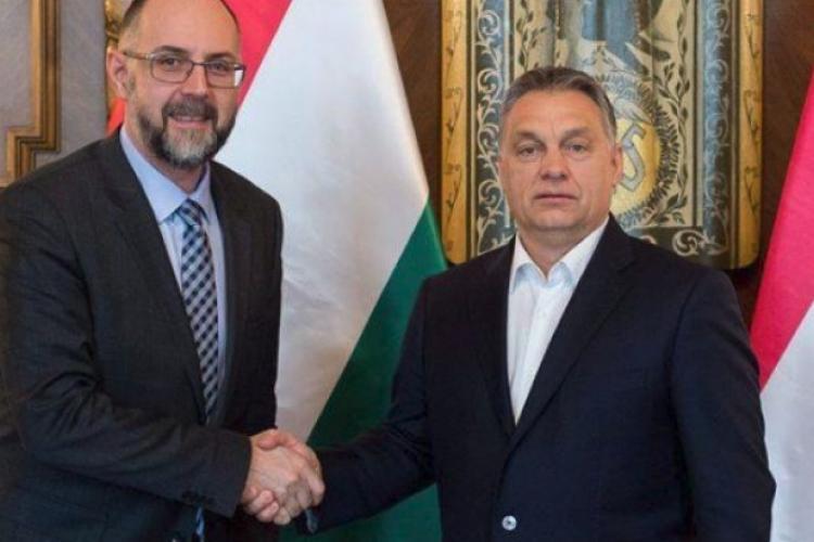 După ce a obținut trei ministere, Kelemen Hunor s-a dus la Budapesta să discute cu Viktor Orban