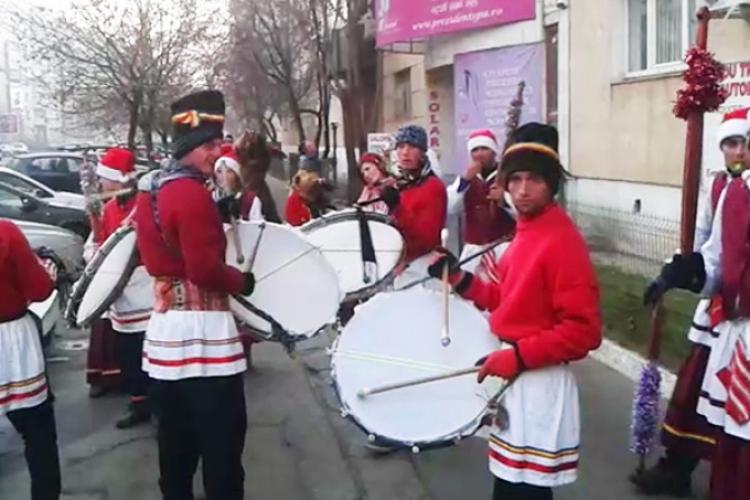 Cluj: Vizitele în familie de sărbători trebuie limitate. Mersul la colindat este un mare risc