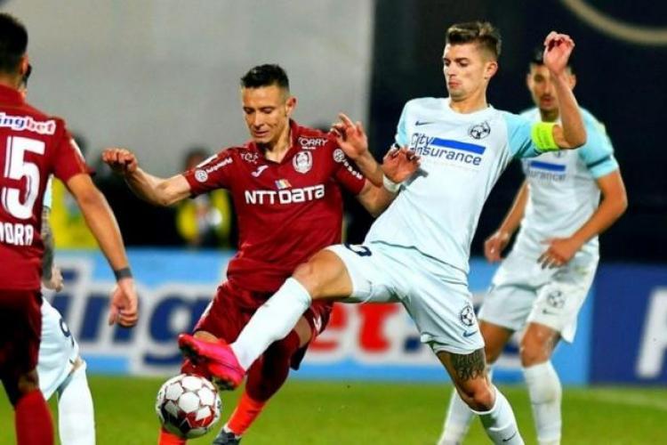 Transfer puternic pe axa Cluj-București. CFR și FCSB ar putea face schimb de vârfuri