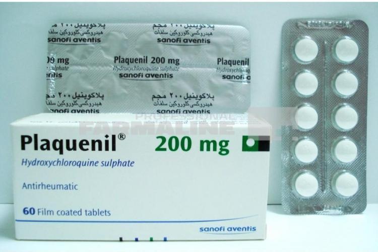 Prospect: Informații Plaquenil. Informații și efecte adverse COVID