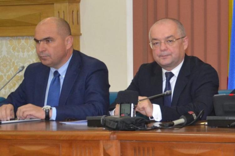 Orban spune că nu sunt tensiuni cu Boc și Bolojan, pentru că ar fi negociat prost guvernarea