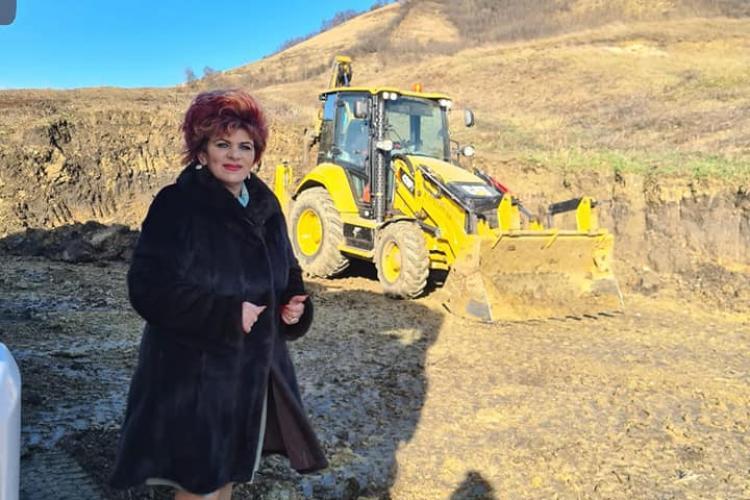 """Lucia Suciu, primarul din Chinteni, vrea să îi """"adopte"""" pe clujenii cu construcții ilegale de pe Valea Chintăului: Putem prelua zona și rezolva situația"""
