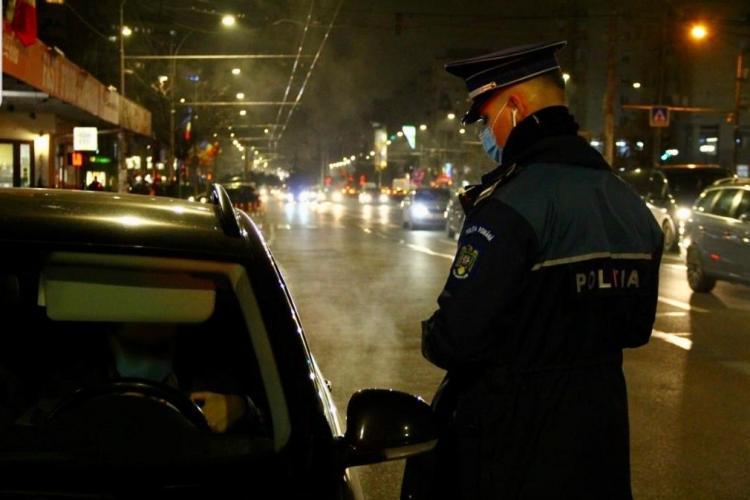 Razie în trafic la Cluj-Napoca! Câți vitezomani și șoferi beți la volan au fost prinși FOTO