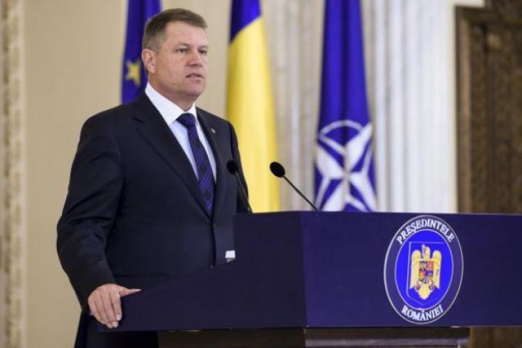 Klaus Iohannis: Restricțiile în vigoare rămân, nu vom adăuga altele de sărbători